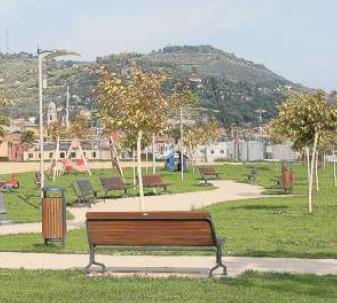 Il Parco Urbano di Imperia